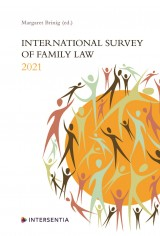 Forthcoming book: International Survey of Family Law 2021